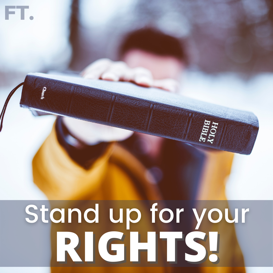Stand Up For Your Rights!