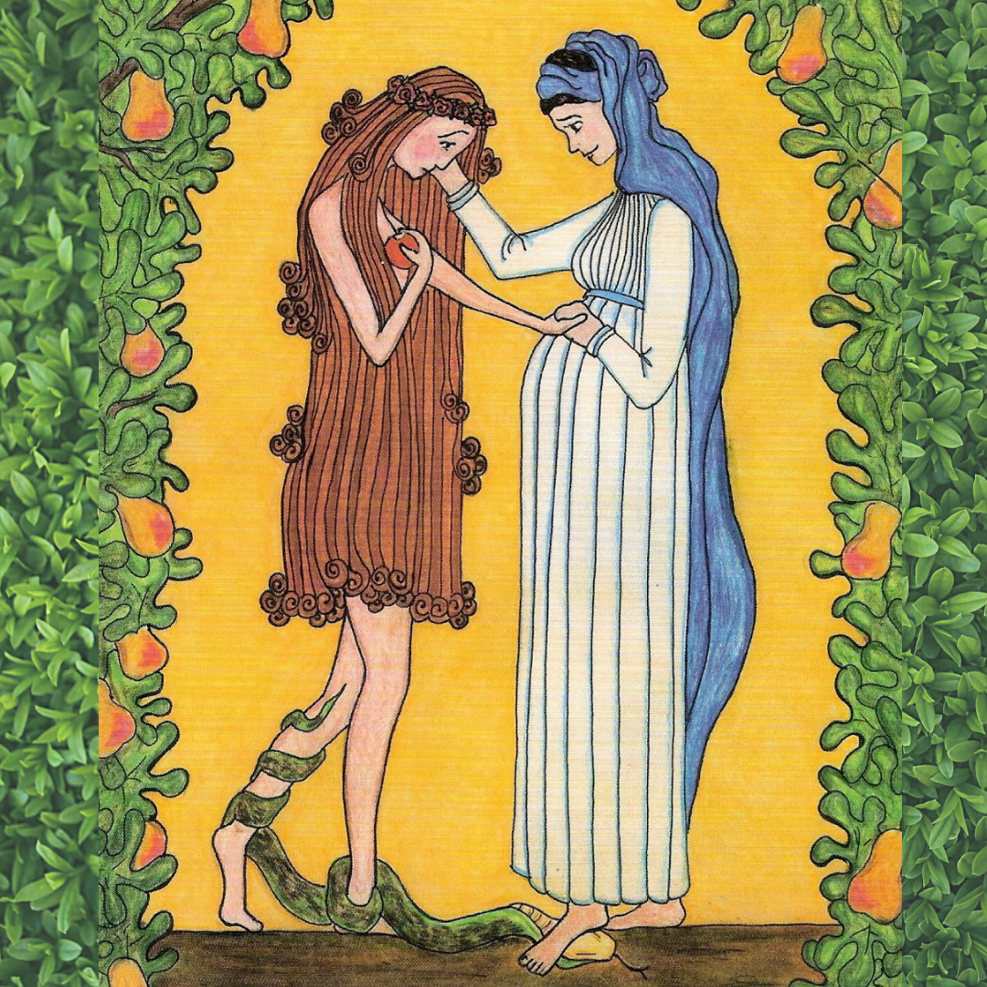 Imagine If Eve Could Have Had A Conversation With Mary…