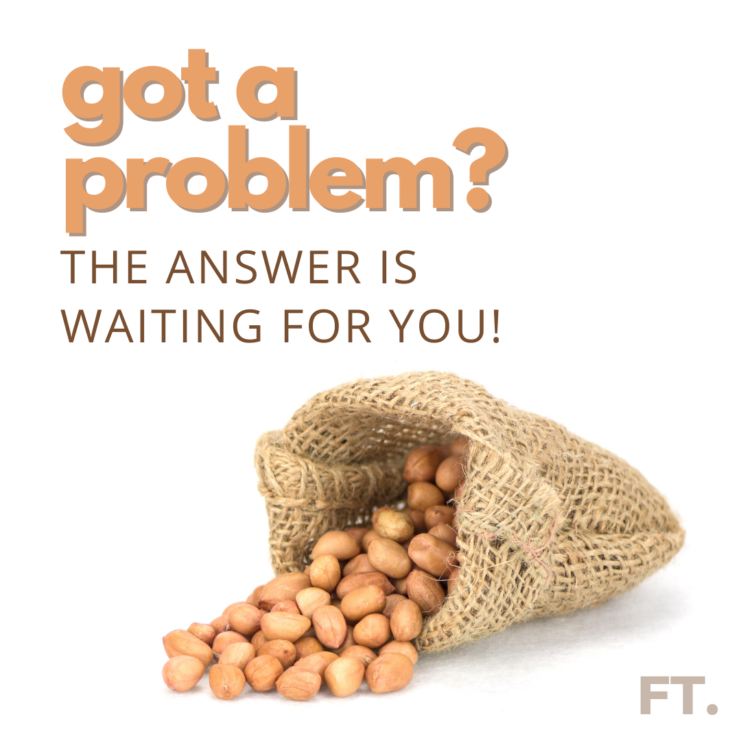 Got A Problem? The Answer Is Waiting For You!