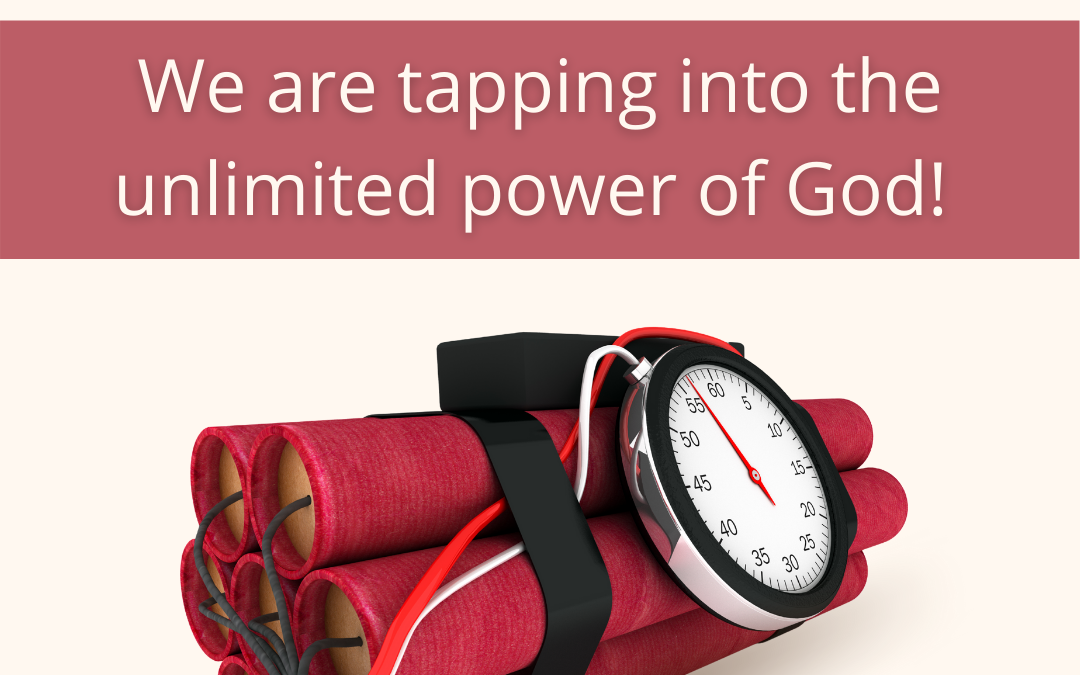 When We Pray In Tongues, We Are Tapping Into The Unlimited Power Of God!